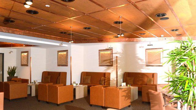 Installation von Lichtobjekten mit Wohlfühlatmosphäre